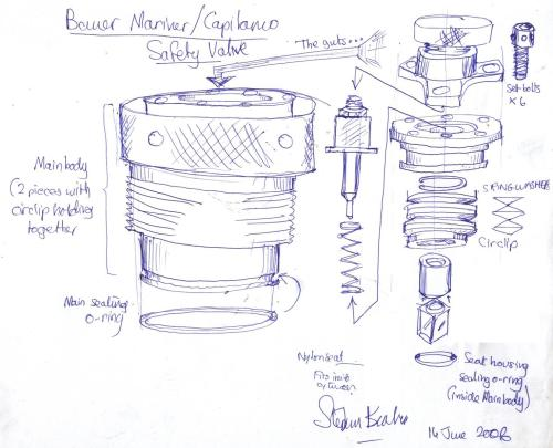 small resolution of bauer compressor safety valve note that it may be illegal for a lay person to
