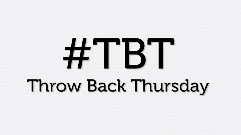 Leverage Your Business Using ThrowbackThursday