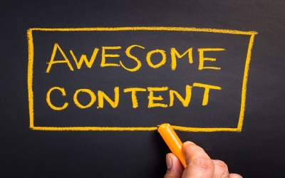 Awesome Social Media Content as Easy as Pie