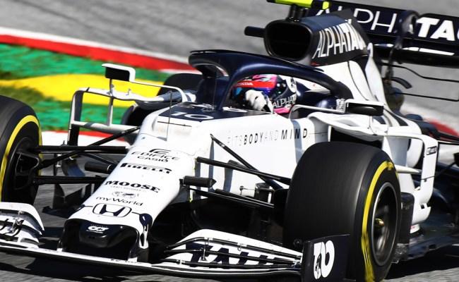Austrian Grand Prix 2020 Scuderia Alphatauri