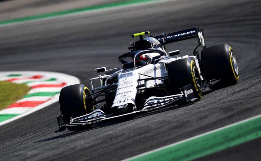GP Italia prove libere AlphaTauri
