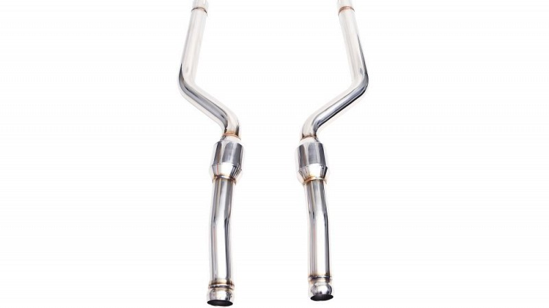 iPE Innotech Performance Exhaust for Mercedes-Benz C63 AMG