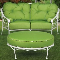 White Wrought Iron Indoor Outdoor Furniture | Other Small ...