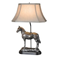 English Riding Horse Lamp | Table & Desk Lamps | Lamps ...
