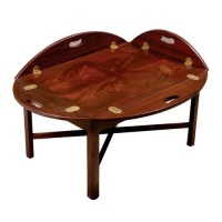Mahogany Butlers Tray Table | Coffee Tables | Tables ...