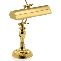 Brass Piano Lamp | Table & Desk Lamps | Lamps | Home Decor ...