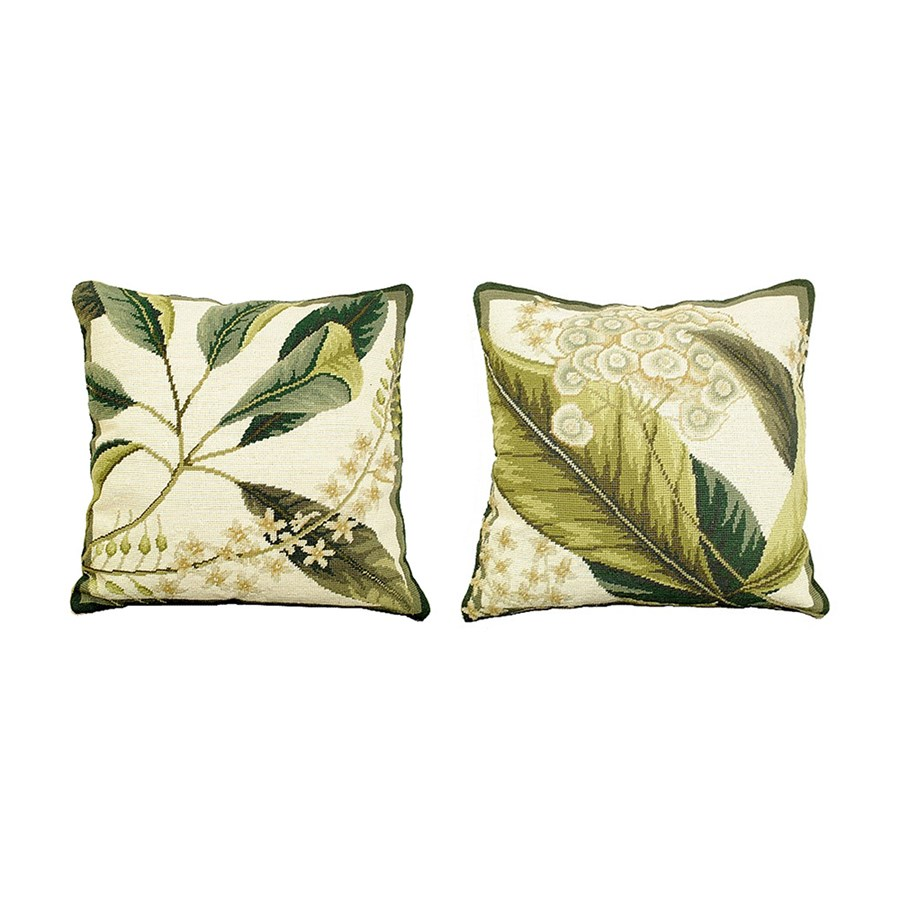 Floral Study Pillows  Pillows  Home Decor Accessories