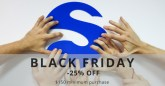Black Friday: get your 25% offer for all 3D printings!