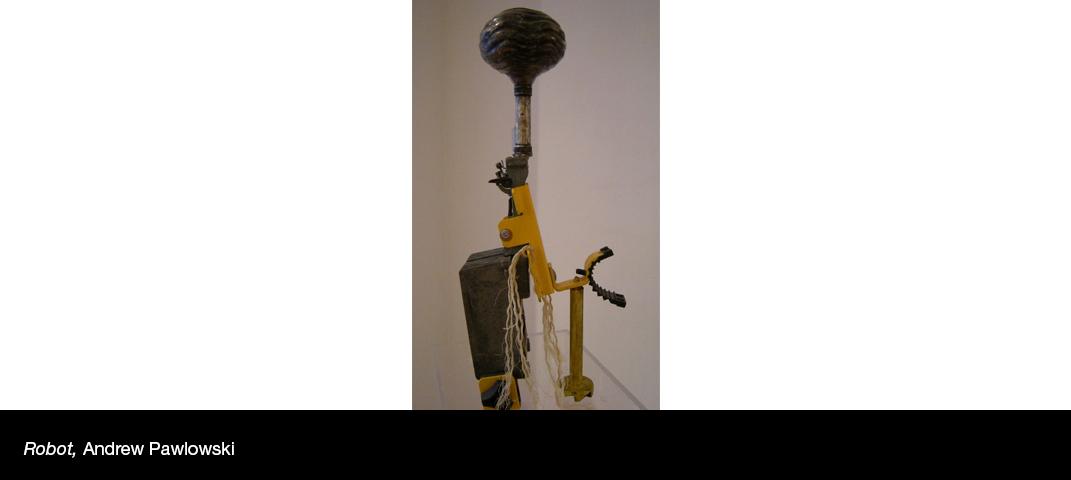 Robot-Andrew-Pawlowski