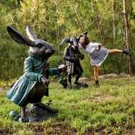 Wonderland collection - White Rabbit