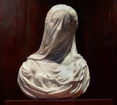 Sculptura Top 100 historical sculptures - 24. La Donna Velata