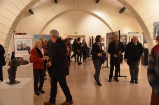 Vernissage 151e salon de Versailles