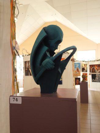 """Flux (Exposition """"Ombres et lumières"""" 2018)"""