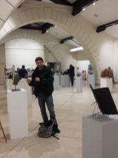 Installation, avec ANGE (Alain Guillaume)
