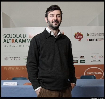 Silvano Armellini, assessore all'urbanistica, comune di Albino (BG)