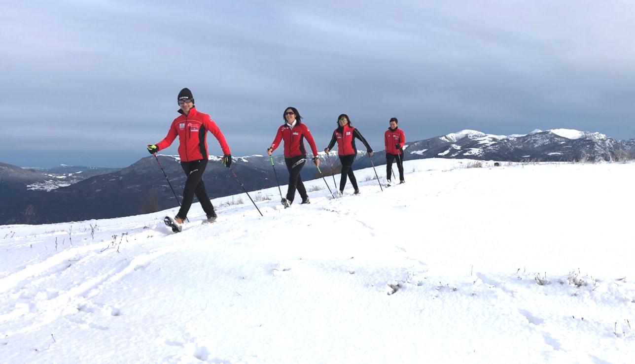 """Il 14 marzo in Val d'Aosta, il corso di approfondimento tematico sul """"Nordic Walking Invernale"""""""