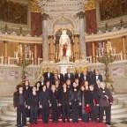 """Concerto Corale """"ARS NOVA"""" Eventi passati Accademia Musicale Praeneste"""