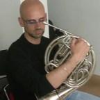 Alessandro Saraconi-Corno corno francese old Accademia Musicale Praeneste