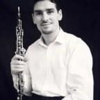 Andrea Tenaglia: Oboe oboe old Accademia Musicale Praeneste