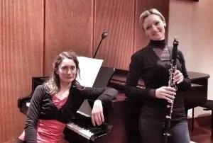 romanza: concerto per clarinetto e pianoforte