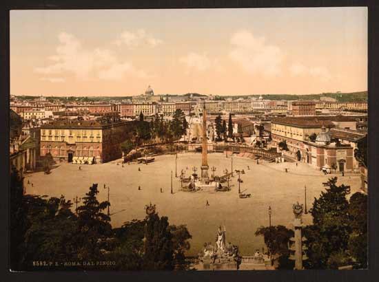 Sei storiche piazze da vedere a Roma  Scuola Romit