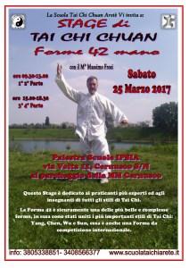 Stage Forma 42 mano - 25 marzo 17