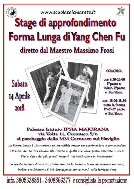 STAGE FORMA YANG 14 APRILE 2018