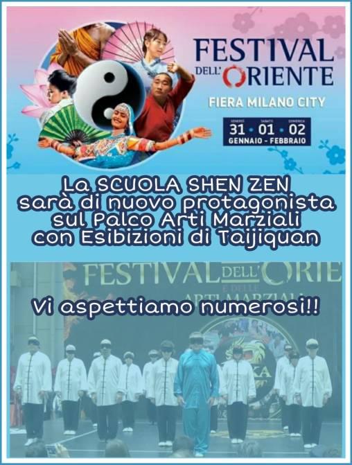 ShenZen al Festival dell'Oriente 2020