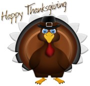 Scurich Insurance Services, Watsonville CA, Thanksgiving turkey
