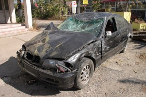 Scurich Insurance Services, CA, Car accident