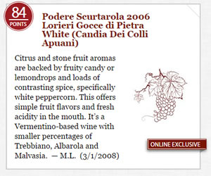 recensione wineEnthusiast gocce di pietra