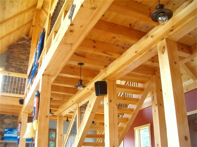 Log Home BuildersLog CabinsTimber Frame Home Builders