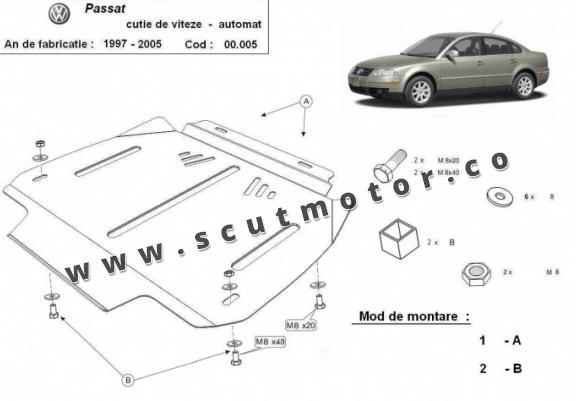 Scut motor Volkswagen Passat
