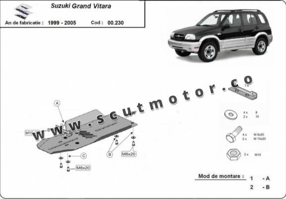 Scut motor Suzuki