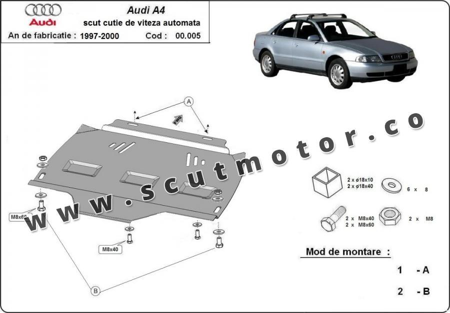 Scut cutie de viteză automată Audi A4 1