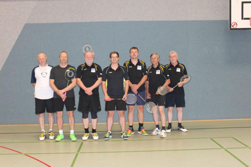 Badminton Hobby-Liga – Saison erfolgreich beendet