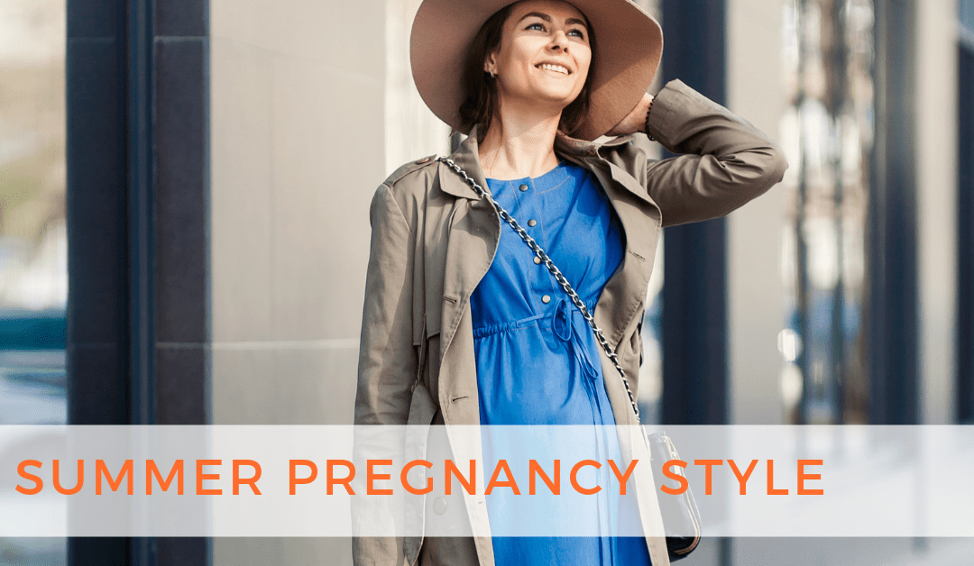 9 Summer clothing essentials for a breezy pregnancy