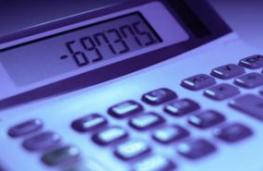 Funding & Finance - Calculator
