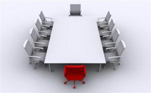 Governance - Board Meeting Table