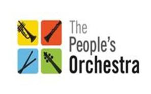people's orchestra logo