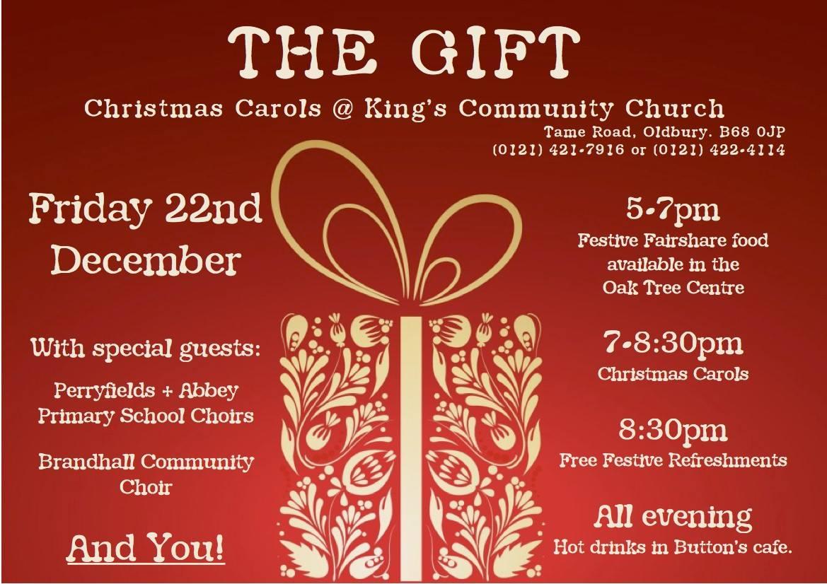 local christmas carols