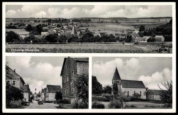 postkarteOhlweiler