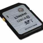 Kingston SDXC 128GB geheugenkaart class 10 kopen?