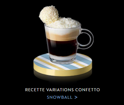 CAFE SNOWBALL