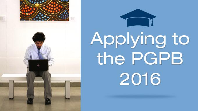 PGPB-Application