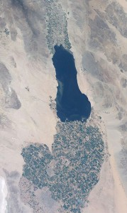 Salton Sea - Satellite Image