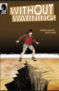 Without Warning - Oregon Cascadia earthquake Comic