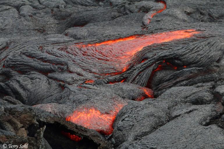 Kilaluea Lava