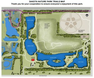 Dakota Nature Park Trail Guide South Dakota Birds and Birding