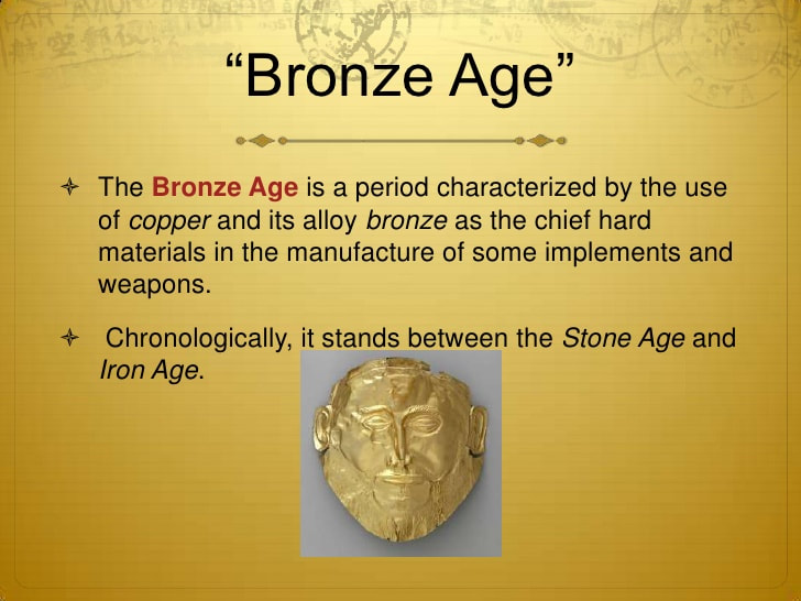 The Bronze Age Social Studies